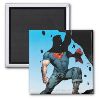The New 52 - Action Comics #1 Square Magnet