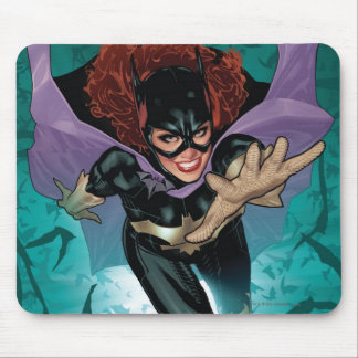 The New 52 - Batgirl #1 Mouse Pad