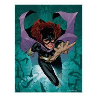 The New 52 - Batgirl 1 Posters