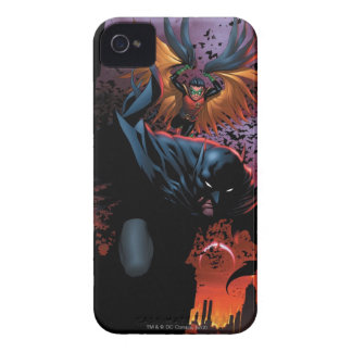 The New 52 - Batman and Robin #1 Case-Mate iPhone 4 Cases