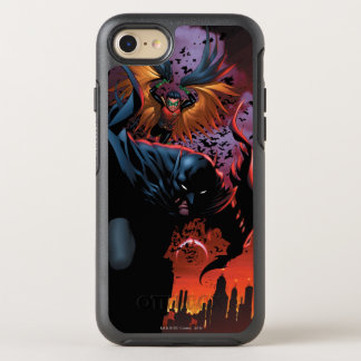 The New 52 - Batman and Robin #1 OtterBox Symmetry iPhone 8/7 Case