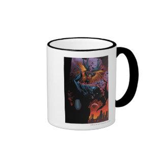 The New 52 - Batman and Robin #1 Ringer Mug