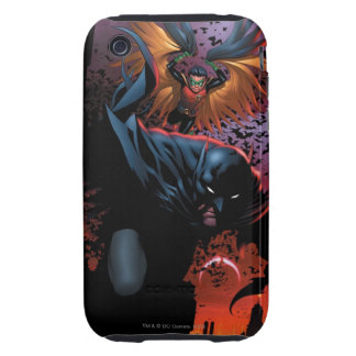 The New 52 - Batman and Robin #1 Tough iPhone 3 Cover