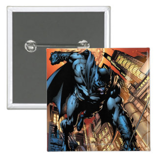 The New 52 - Batman: The Dark Knight #1 15 Cm Square Badge