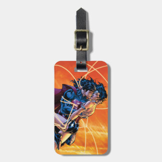The New 52 Cover #12 Luggage Tag