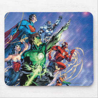 The New 52 Cover 1 3rd Print Mousepads