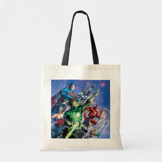 The New 52 Cover #1 3rd Print Budget Tote Bag