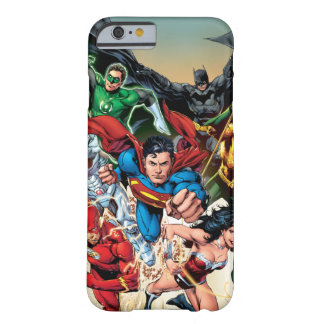The New 52 Cover #1 4th Print Barely There iPhone 6 Case