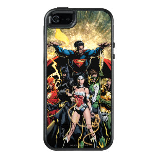 The New 52 Cover #1 Finch Variant OtterBox iPhone 5/5s/SE Case