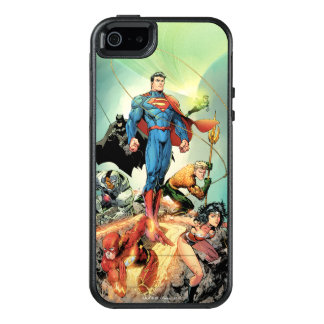 The New 52 Cover #3 Capullo Variant OtterBox iPhone 5/5s/SE Case