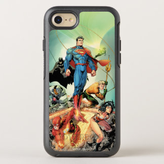 The New 52 Cover #3 Capullo Variant OtterBox Symmetry iPhone 7 Case