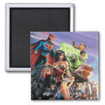 The New 52 Cover #5 Variant Refrigerator Magnets
