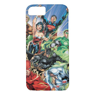 The New 52 - Justice League #1 iPhone 7 Case