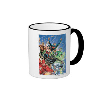 The New 52 - Justice League #1 Ringer Mug
