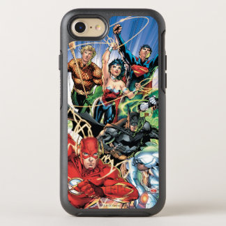 The New 52 - Justice League #1 OtterBox Symmetry iPhone 7 Case