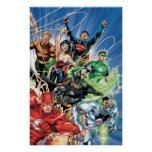 The New 52 - Justice League #1 Posters