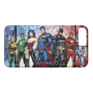 The New 52 - Justice League iPhone 7 Plus Case