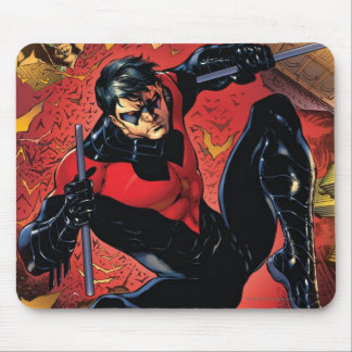 The New 52 - Nightwing #1 Mouse Pad