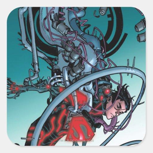 The New 52 - Superboy #1 Sticker