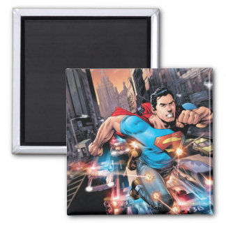 The New 52 - Superman #1 2 Square Magnet