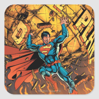 The New 52 - Superman #1 Sticker
