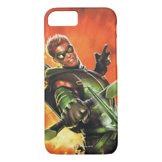 The New 52 - The Green Arrow #1 iPhone 7 Case