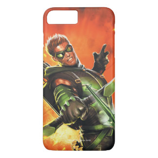 The New 52 - The Green Arrow #1 iPhone 7 Plus Case