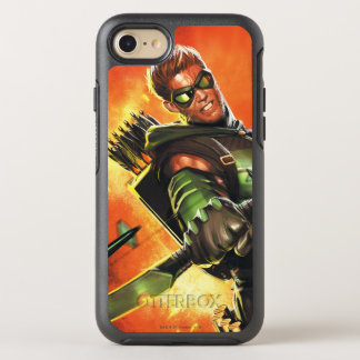 The New 52 - The Green Arrow #1 OtterBox Symmetry iPhone 7 Case