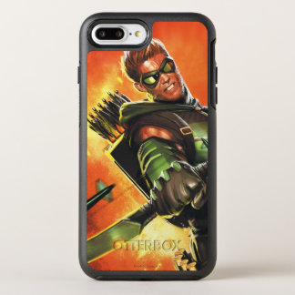 The New 52 - The Green Arrow #1 OtterBox Symmetry iPhone 7 Plus Case