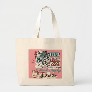 The New Age design Tote Bags