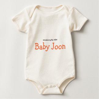 the New Baby Joon Baby Bodysuit