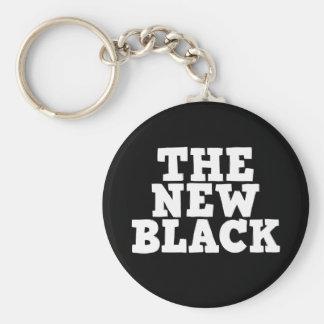 The New Black keyring Key Chain