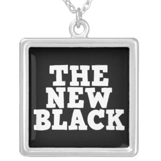 The New Black necklace