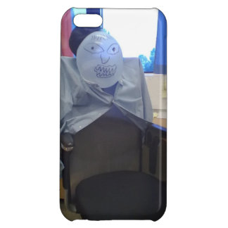 The new boss iPhone 5C case