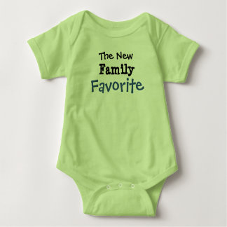 The New Family Favorite Baby Infant Bodysuit