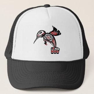 THE NEW FRONTIER TRUCKER HAT