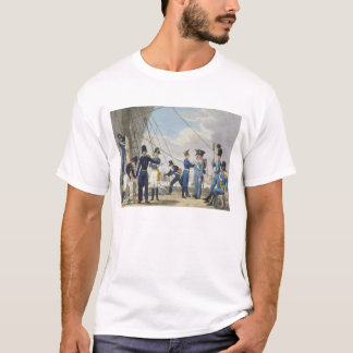 The new Imperial Royal Austrian Navy after the Nap T-Shirt