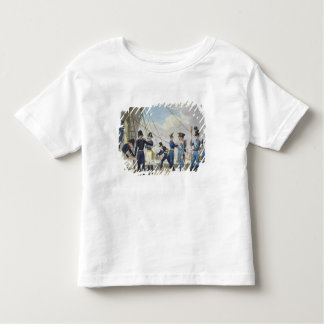 The new Imperial Royal Austrian Navy after the Nap Toddler T-Shirt