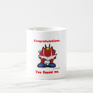The New Jersey Devil  Coffee Mug