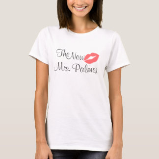 The New Mrs. T-Shirt