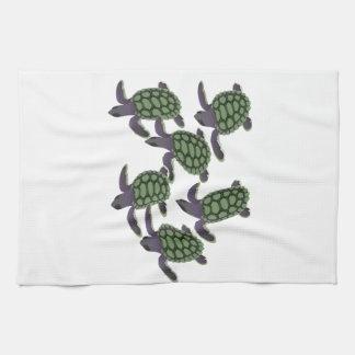 THE NEW ONES TEA TOWEL