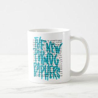 The New Pornographers Pornology Classic White Coffee Mug