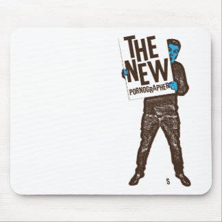 The New Pornographers Sign Mouse Mat