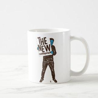 The New Pornographers Sign Classic White Coffee Mug