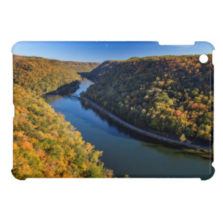 The New River Gorge At Hawks Nest State Park iPad Mini Cases