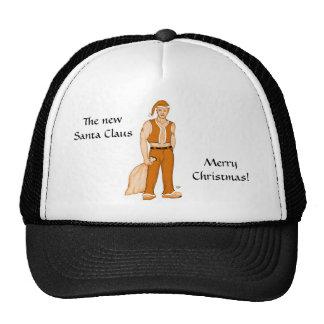 The new Santa Claus - Merry Christmas! Trucker Hats