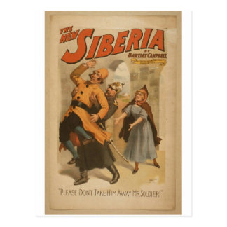 The New Siberia Post Cards