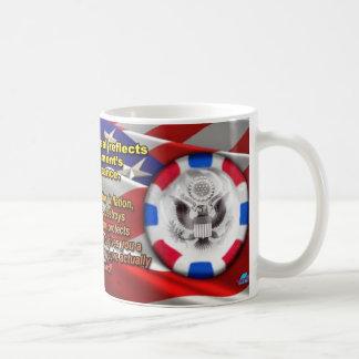 The New USA Condom Seal Coffee Mug