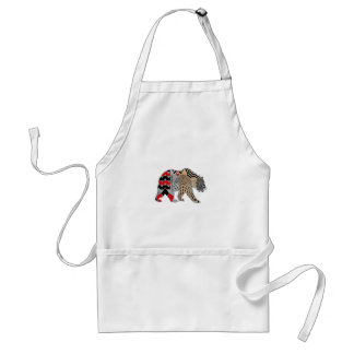 THE NEW WAVE STANDARD APRON