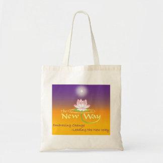 The New Way Tote Bag